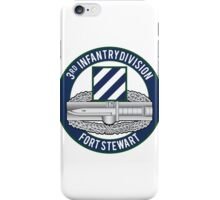 3rd Infantry CAB iPhone Case/Skin
