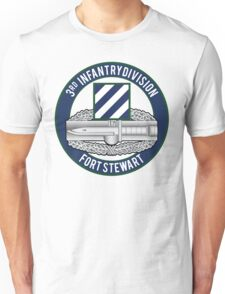 3rd Infantry CAB Unisex T-Shirt
