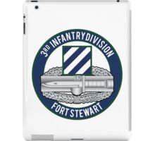 3rd Infantry CAB iPad Case/Skin