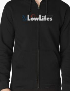 LowLifes   BBCan Willow T-Shirt