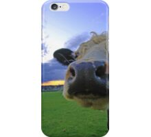 Cows & Storms iPhone Case/Skin