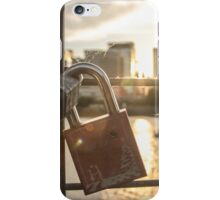 Portland Locks iPhone Case/Skin