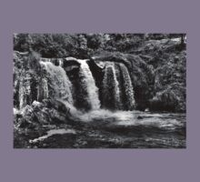 Narracan Waterfall BW Kids Clothes