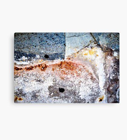 Street Essence Canvas Print
