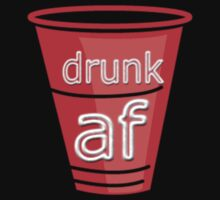 drunk af red cup by AB-Clothing