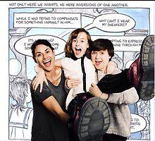 Fun Homeon Broadway- Emily Skeggs- Sydney Lucas- Beth Malone by beffyann02