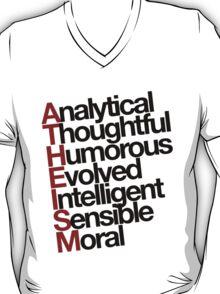 Atheism - (Black) T-Shirt