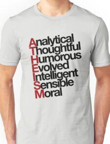 Atheism - (Black) Unisex T-Shirt