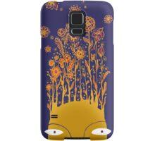 Psychedelic flower power Samsung Galaxy Case/Skin