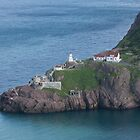 Fort Amherst - St. John's Newfoundland by Stephen Stephen