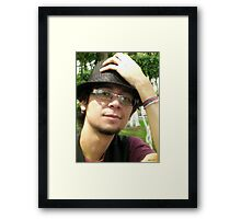 Ivan 1 Framed Print