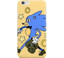 Showbizz Sonic iPhone Case/Skin