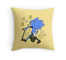 Showbizz Sonic Throw Pillow
