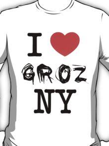I LOVE GROZNY T-Shirt