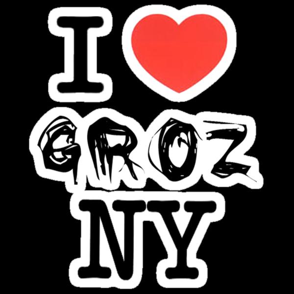 I LOVE GROZNY by Salih Yilmaz