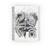 Scribbles Spiral Notebook