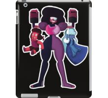 Garnet and the crystal moms iPad Case/Skin