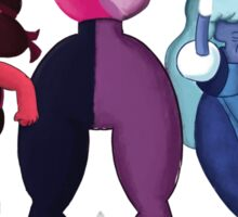 Garnet and the crystal moms Sticker