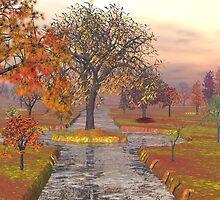 Autumn by Jaclyn Hughes
