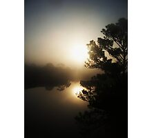 mystical light Photographic Print