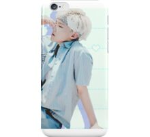 blue: Hoshi iPhone Case/Skin