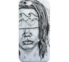 Ocean Eyes iPhone Case/Skin
