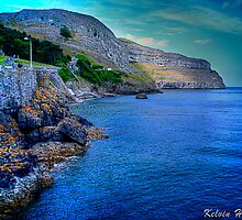 The Great Orme by Kelvin Hughes