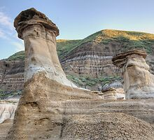 Hoodoos by John Fletcher