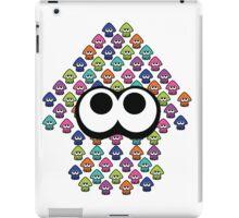 Splatoon Inspired: Squid made of Squid iPad Case/Skin