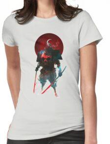 Nitenichi Bishamon Womens Fitted T-Shirt