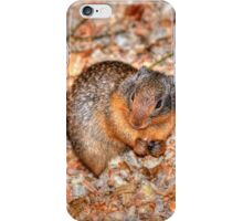 Marmot Munchies iPhone Case/Skin