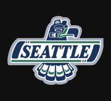 Seattle Seahawks Logo by NOFOLE