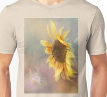 Be The Sunflower - Sunflower Art Unisex T-Shirt