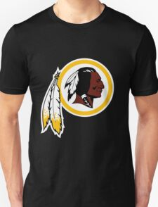 Washington Redskins Logo Unisex T-Shirt