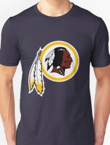 Washington Redskins Logo T-Shirt