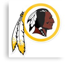 Washington Redskins Logo Metal Print