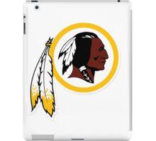Washington Redskins Logo iPad Case/Skin
