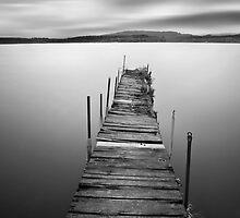 The Old Pier by Ethem Kelleci