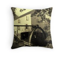 Mill Springs Mill....Ky Throw Pillow