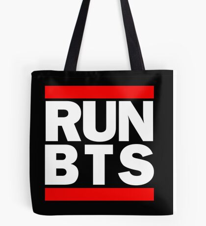 BTS Bangtan Boys 'RUN BTS' Tote Bag
