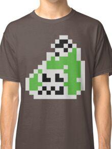 Splatoon Inspired: Black 8-Bit FishFry Classic T-Shirt
