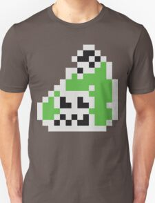 Splatoon Inspired: Black 8-Bit FishFry Unisex T-Shirt