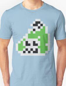 Splatoon Inspired: Black 8-Bit FishFry T-Shirt