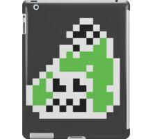Splatoon Inspired: Black 8-Bit FishFry iPad Case/Skin