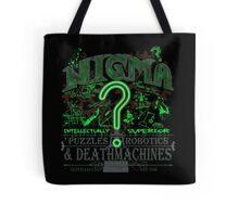 Nigma Deathtraps Tote Bag