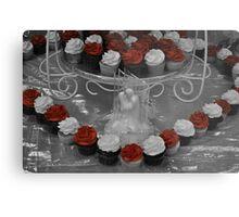 Love cupcakes Metal Print