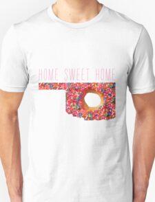 Home Sweet Home Oklahoma Donut T-Shirt