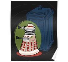 Daleks in Disguise - Fifth Doctor Poster