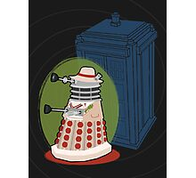 Daleks in Disguise - Fifth Doctor Photographic Print