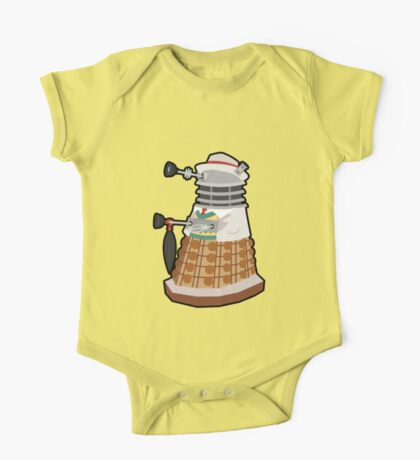 Daleks in Disguise - Seventh Doctor One Piece - Short Sleeve